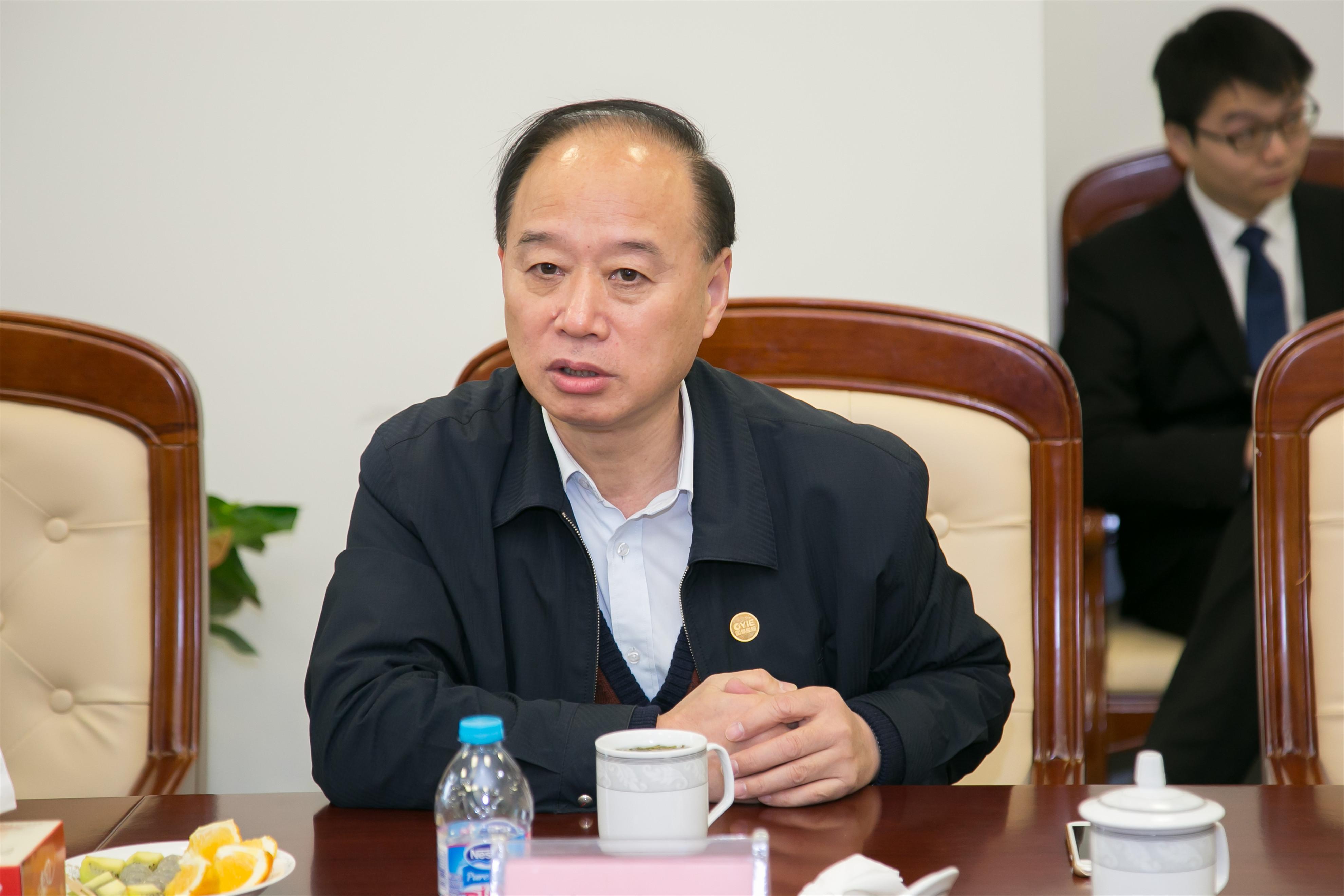 国家商务部外贸司及上海市商务委领导考察国烨跨境电商B2B新模式
