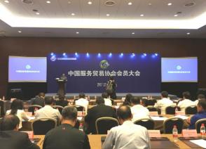 商务部中国服务贸易协会增补国烨跨境担任理事单位